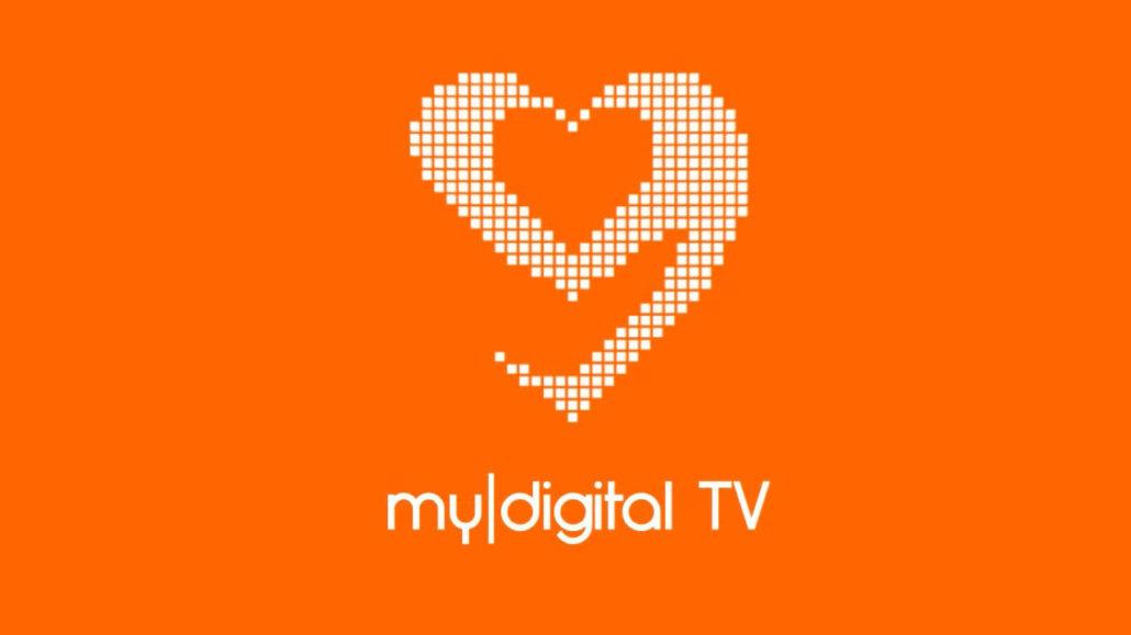 My | Digital TV Splash Screen