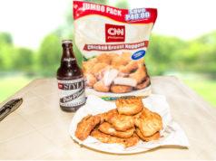 CNNph Chicken Breast Nuggets Serving