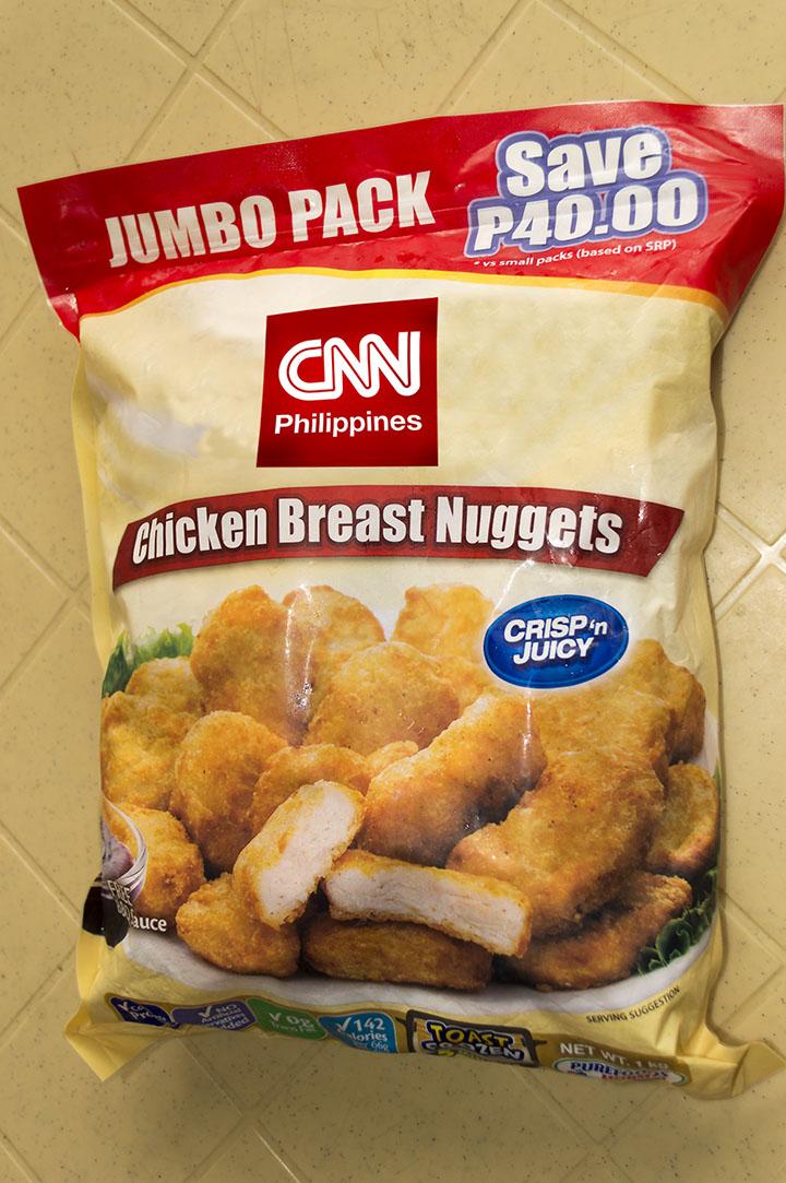 CNNph Chicken Breast Nuggets