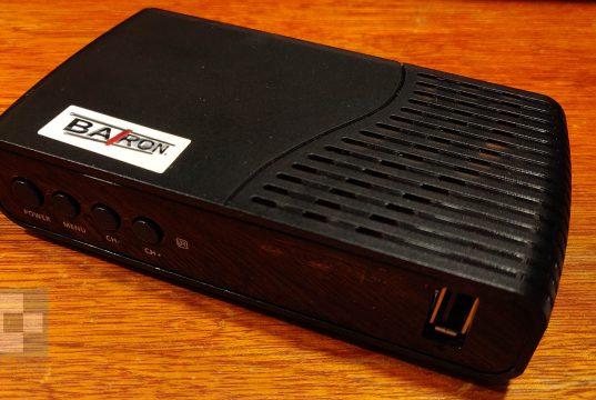 Baron Digital TV Receiver